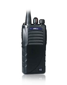 Aluguel de Rádio Portátil Abell TH308