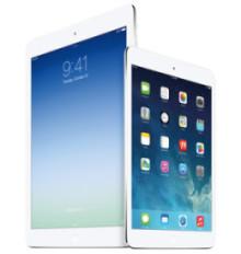Aluguel de iPad Air