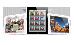 Aluguel Locação de iPad 4