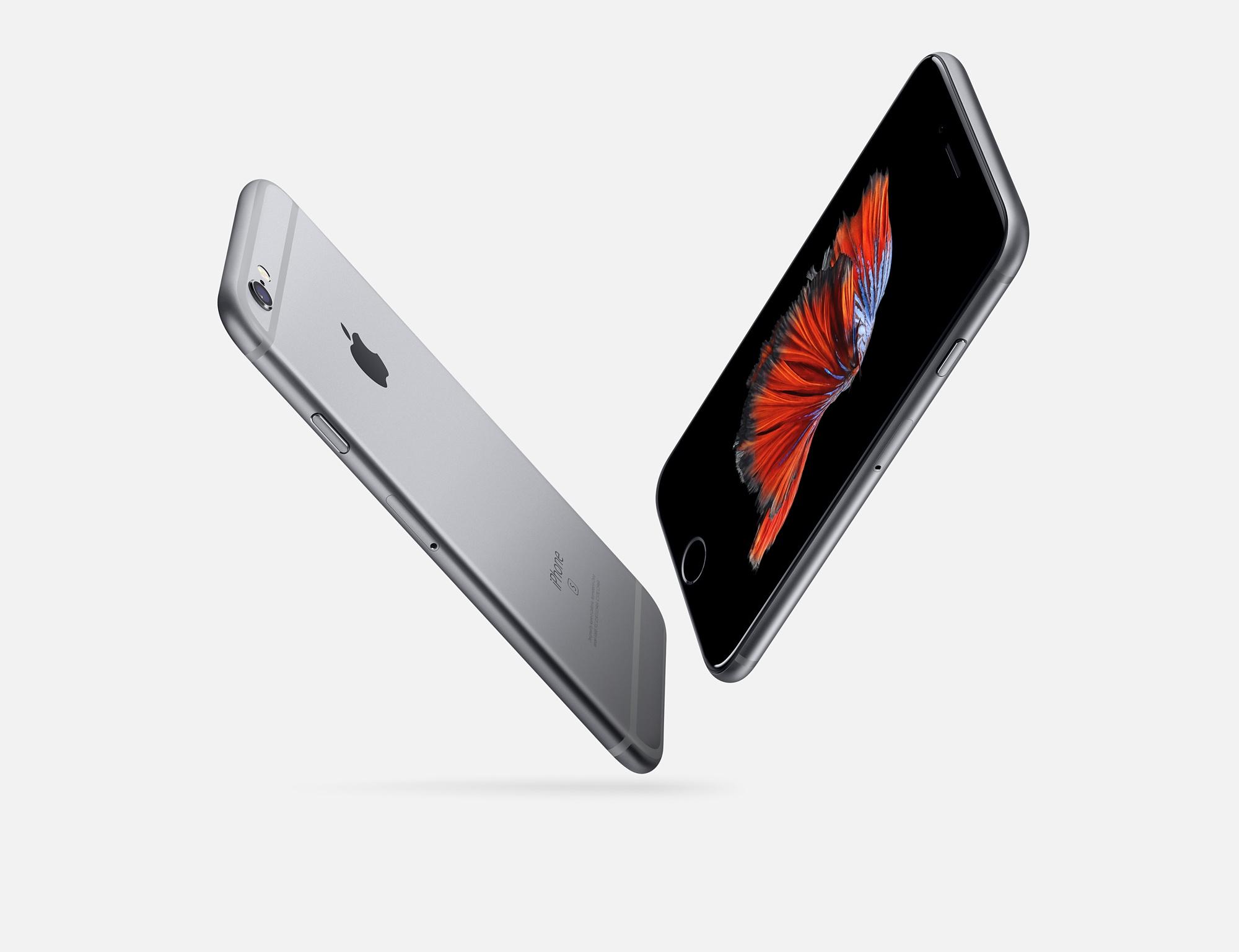Aluguel de iPhone 6 e 6S