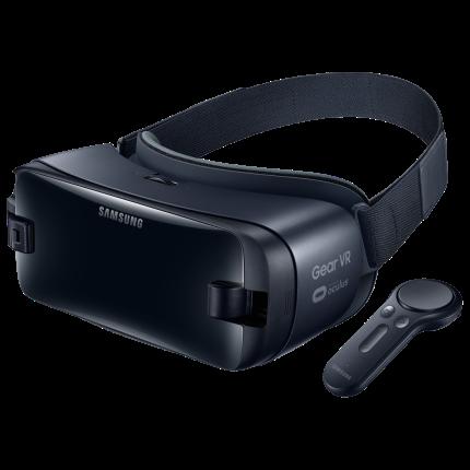 Aluguel de Gear VR 2017 com controle - Samsung