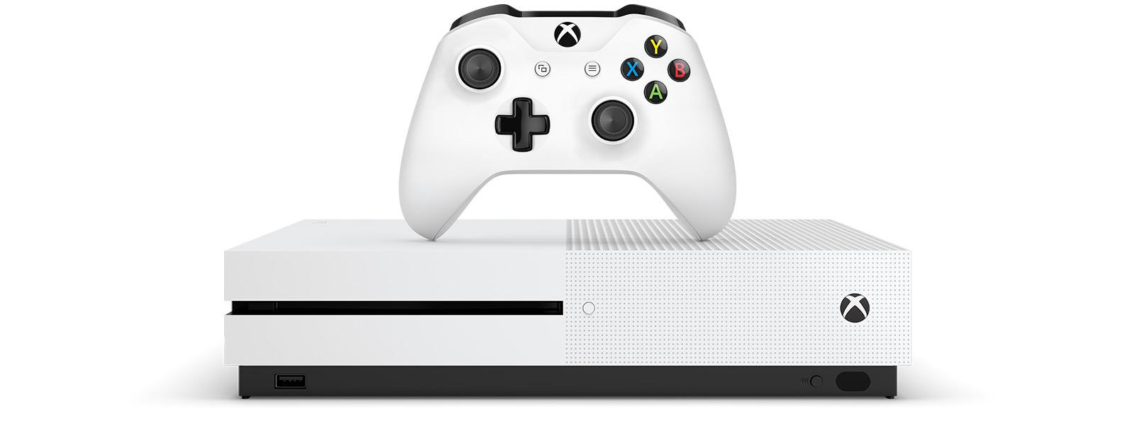Aluguel de Xbox One S
